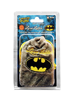 Love Letter: Batman - Capture the Inmates of Arkham Asylum - Clamshell Edition board game