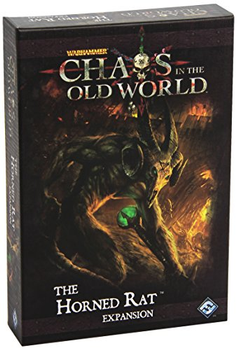 Chaos In The Old World: The Horned Rat Expansion board game