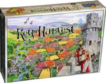 Key Harvest board game