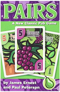 Pairs board game