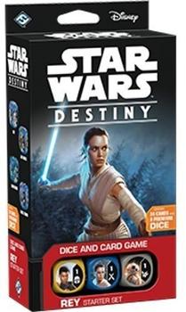 Star Wars Destiny: Rey Starter Set board game