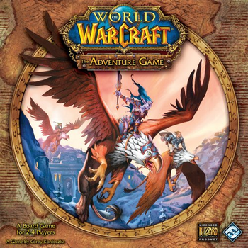 World of Warcraft: The Adventure Game board game