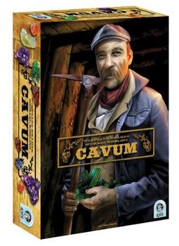 Cavum board game