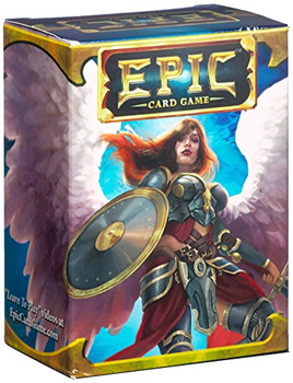 Epic Card Game board game