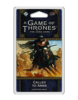 A Game of Thrones: The Card Game (Second Edition) - Called to Arms board game