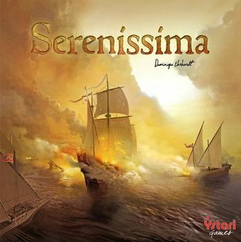 Serenissima (Second Edition) board game