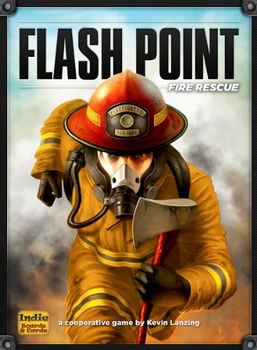 Flash Point: Fire Rescue board game