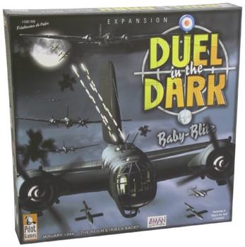 Duel in the Dark: Baby Blitz board game