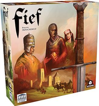 Fief: France 1429 board game