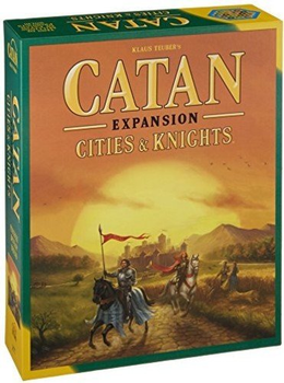 Catan: Cities & Knights board game