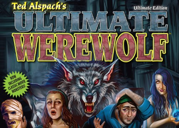 Ultimate Werewolf: Ultimate Edition board game