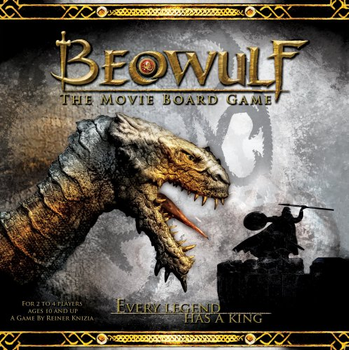 Beowulf: The Movie Board Game board game