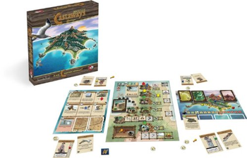 Castaways board game