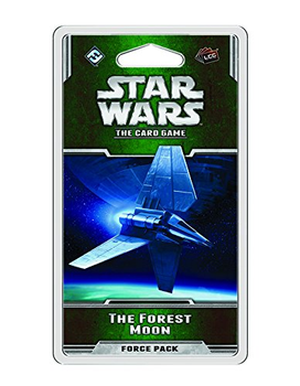 Star Wars: The Card Game - The Forest Moon Force Pack board game