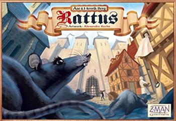 Rattus Board Game board game
