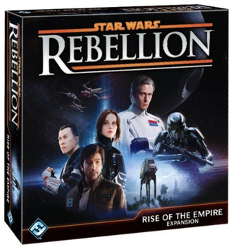 Star Wars: Rebellion - Rise of the Empire board game