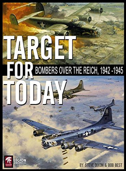 Target for Today: Bombers over the Reich, 1942-1945 board game