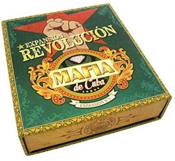 Mafia de Cuba: Revolucion board game