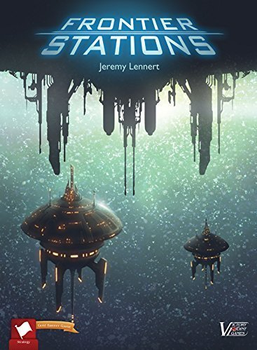 Frontier Stations board game