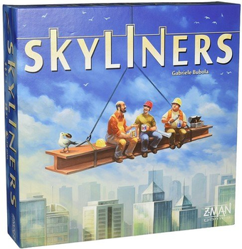 Skyliners board game