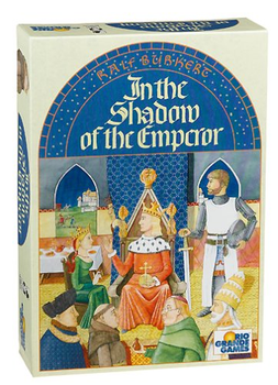 Shadow of the Emperor Board Game board game
