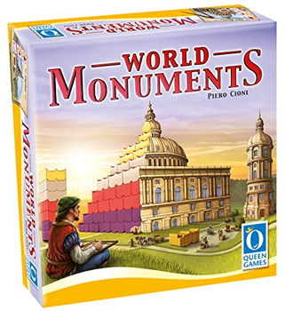 World Monuments board game