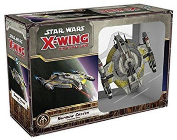 Star Wars X-Wing: Shadow Caster board game