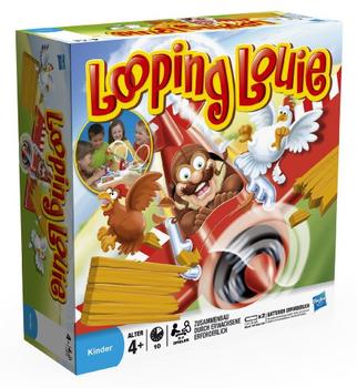 Looping Louie board game