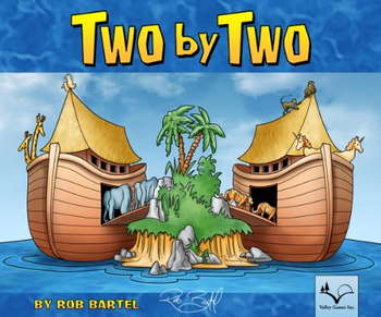 Two By Two board game