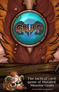 Gruff board game