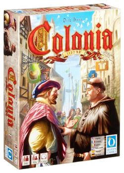 Colonia board game