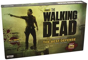 The Walking Dead: The Best Defense board game