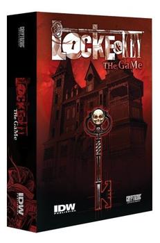 Locke & Key: The Game board game