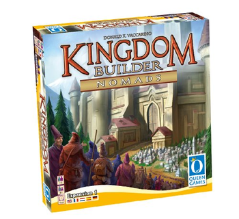 Kingdom Builder: Nomads board game