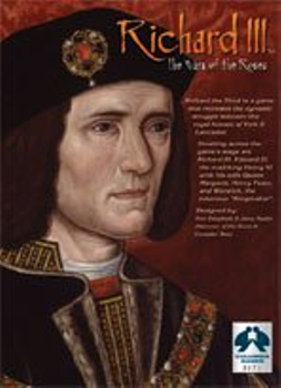 Richard III: The War of the Roses board game
