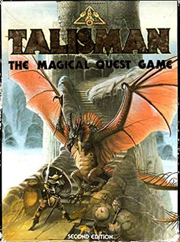 Talisman: The Magical Quest Game board game