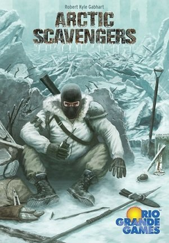 Arctic Scavengers board game