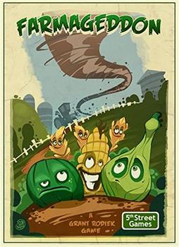 Farmageddon board game