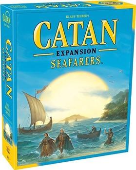 Catan: Seafarers Expansion board game