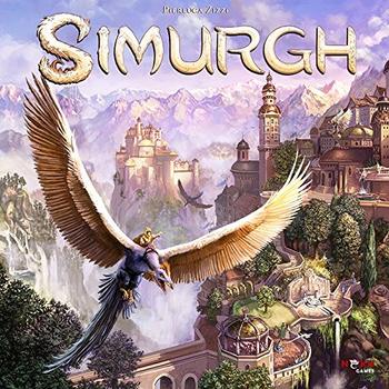 Simurgh board game