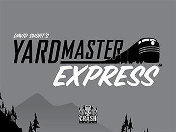 Yardmaster Express board game
