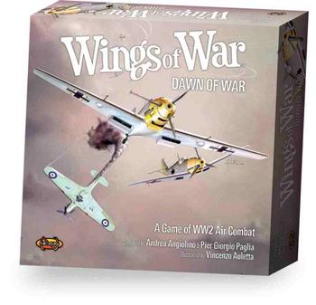 Wings of War WWII: The Dawn of World War II board game