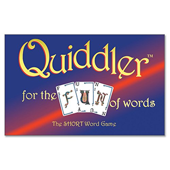 Quiddler board game