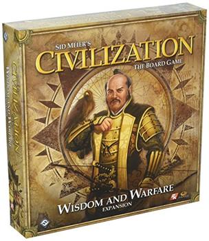 Civilization: Wisdom and Warfare Expansion board game