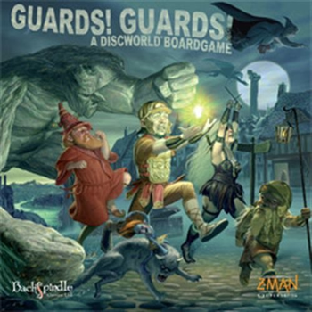 Guards! Guards ! A Discworld Boardgame board game
