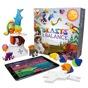 Beasts of Balance board game
