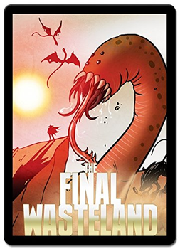 Sentinels of the Multiverse: The Final Wasteland board game