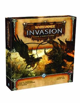 Warhammer: Invasion board game