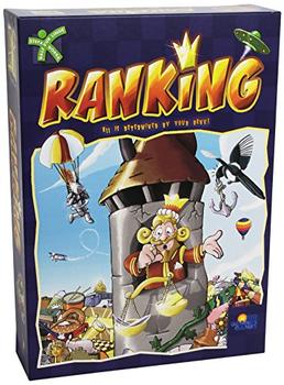Ranking board game