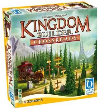 Kingdom Builder: Crossroads board game